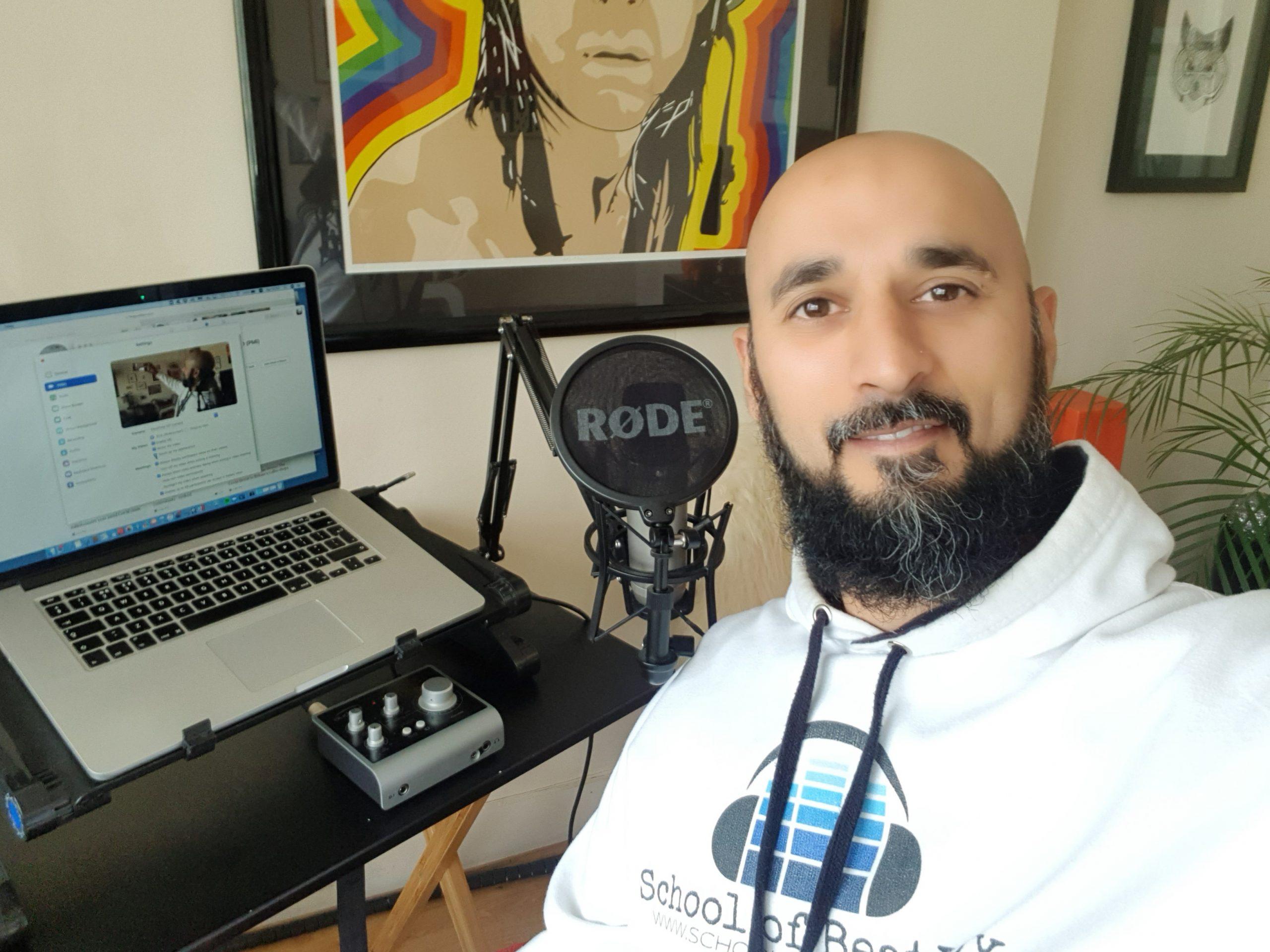 Delivering Online Workshops With Zoom